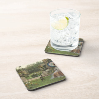 John Atkinson Grimshaw- In the Pleasaunce Drink Coaster