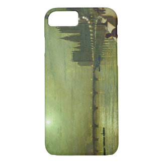 John Atkinson Grimshaw - Reflections on the Thames iPhone 8/7 Case