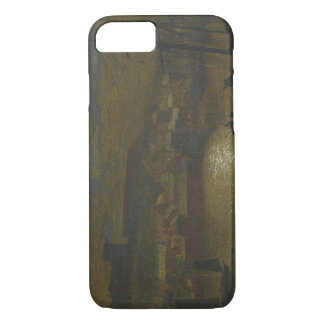 John Atkinson Grimshaw - Whitby from Scotch Head iPhone 8/7 Case