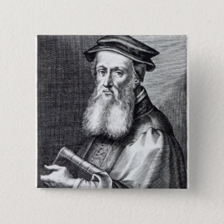 John Bale, Bishop of Ossory, 1620 Pinback Button