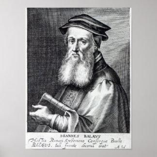 John Bale, Bishop of Ossory, 1620 Poster