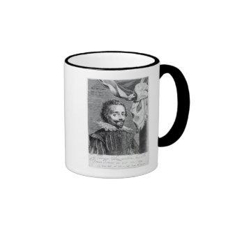 John Barclay, c.1623 Ringer Coffee Mug