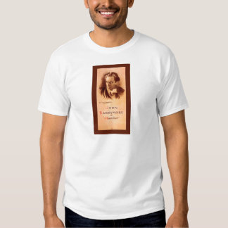 John Barrymore In Hamlet Broadway 1922 T Shirt