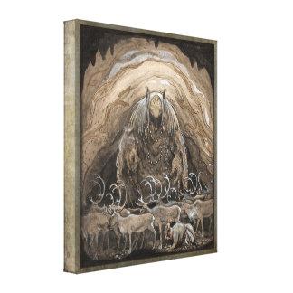 John Bauer Nilas offer CC0500 Canvas Print