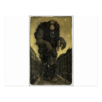 John Bauer Postcard