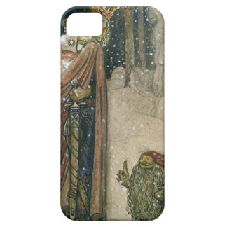 John Bauer - Princess and Troll iPhone SE/5/5s Case