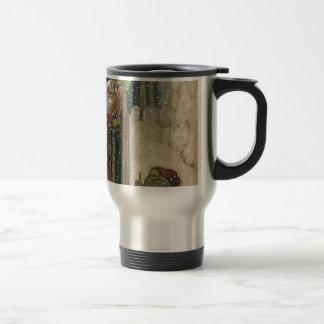 John Bauer - Princess and Troll Travel Mug