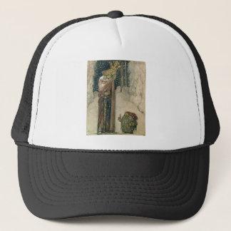 John Bauer - Princess and Troll Trucker Hat