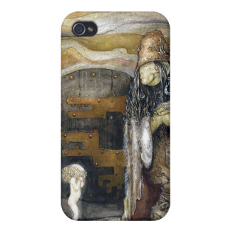 John Bauer Troll iPhone 4/4S Case