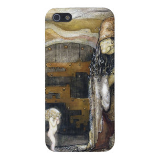 John Bauer Troll iPhone SE/5/5s Cover