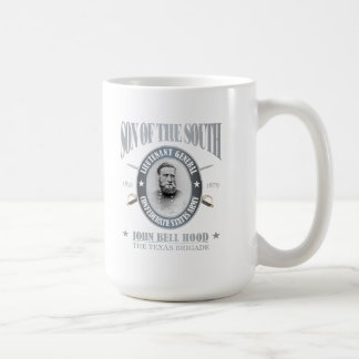 John Bell Hood (SOTS2) silver Coffee Mug