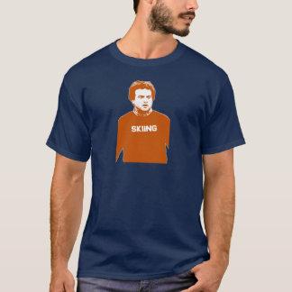 John Belushi Skiing T-Shirt