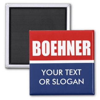 JOHN BOEHNER 2012 REFRIGERATOR MAGNET