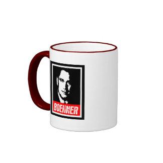 JOHN BOEHNER 2012 COFFEE MUGS
