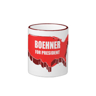 JOHN BOEHNER 2012 COFFEE MUG