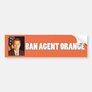 John Boehner: Ban Agent Orange Bumper Sticker