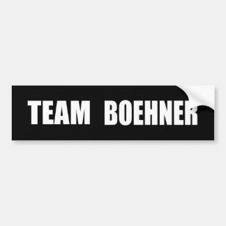 JOHN BOEHNER Election Gear Bumper Sticker