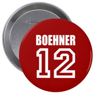 JOHN BOEHNER Election Gear Button