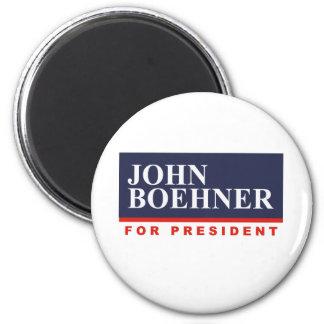 JOHN BOEHNER FOR PRESIDENT (Banner) Refrigerator Magnet