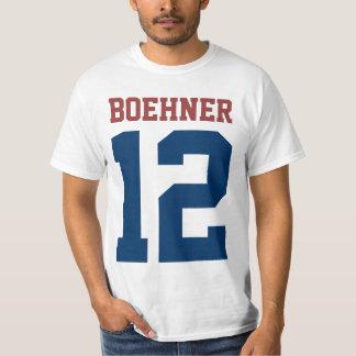 John Boehner for President in 2012 Tee Shirt