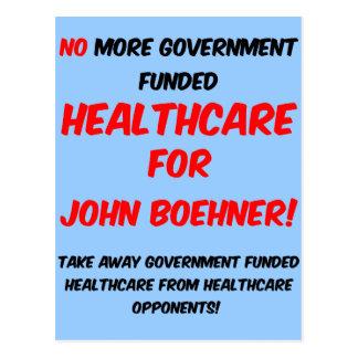 John Boehner Postcard