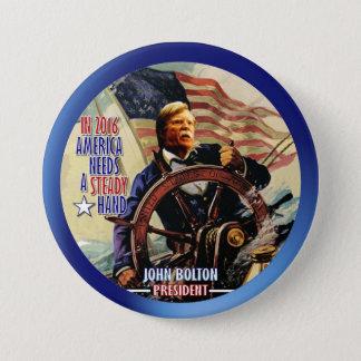John Bolton for President 2016 Button