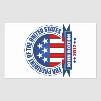 John Bolton Sticker