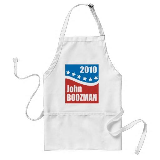 John Boozman 2010 Apron