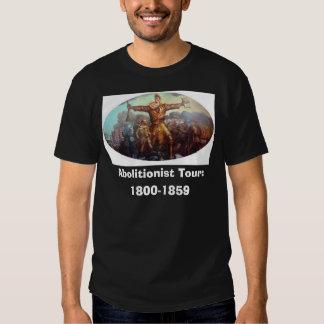 John Brown Abolitionist Tour T Shirt