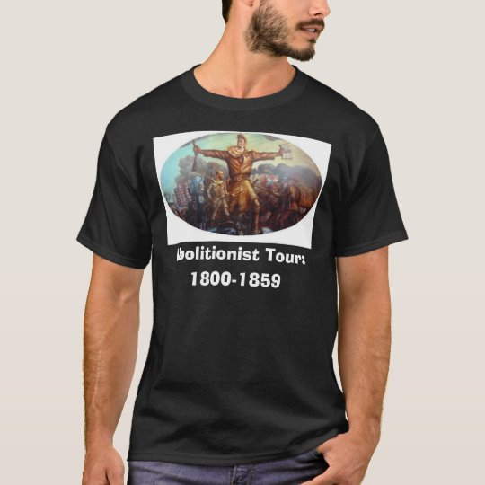 John Brown Abolitionist Tour T-Shirt