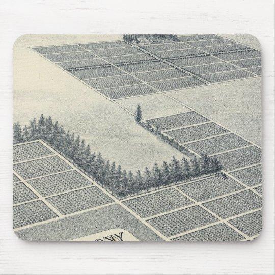 John Brown Colony, Madera, California Mouse Pad
