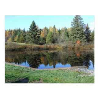 John Brown Farm Historic Adirondack Autumn Grave Postcards