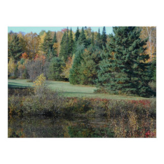 John Brown Farm Historic Adirondack Autumn Grave Posters