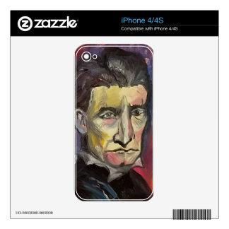John Brown #Insta iPhone 4 Skin