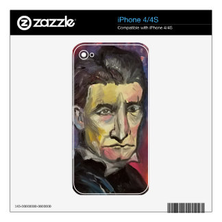 John Brown #Insta Skin For The iPhone 4