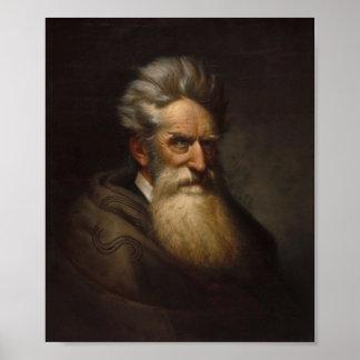 John Brown Painting - Ole Peter Hansen Balling Poster