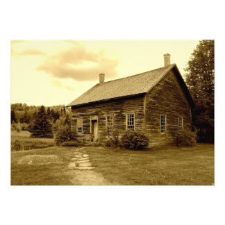 John Brown s House in the Adirondack Mountains Invite