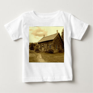 John Brown's House in the Adirondack Mountains Baby T-Shirt