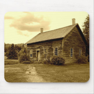 John Brown's House in the Adirondack Mountains Mouse Pad