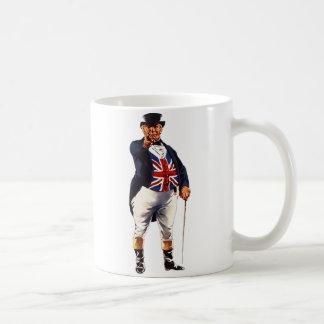 John Bull Coffee Mug