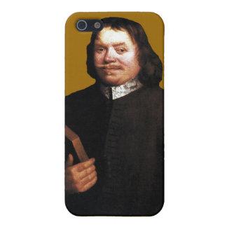 John Bunyan iPhone4 Case in Mr. Badman Brown
