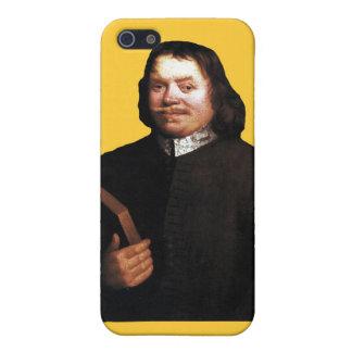 John Bunyan iPhone4 Case in Yea and Amen Yellow