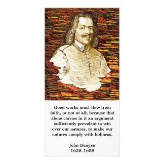 John Bunyan Photo Card