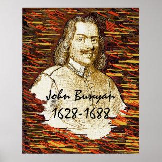 John Bunyan Print