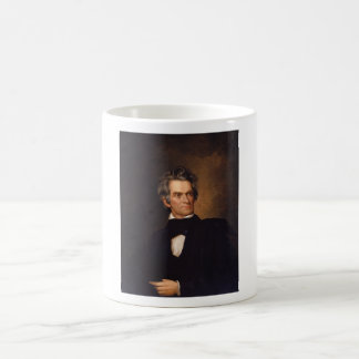 John C. Calhoun -- American History Painting Coffee Mug