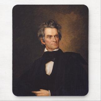 John C. Calhoun -- American History Painting Mouse Pad