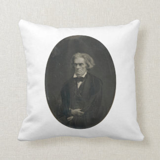 John C. Calhoun by Mathew Brady 1849 Pillows