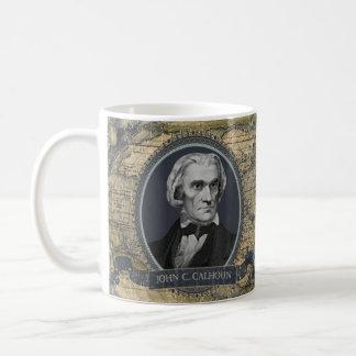 John C Calhoun Historical Mug