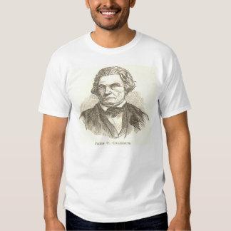John C Calhoun T Shirt