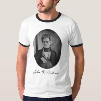 John C. Calhoun Tee Shirt